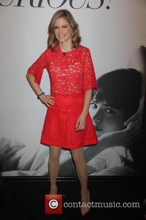 Natalie Morales - 'Fifty Shades Of Grey' New York screening at Ziegfeld Theater at The Today Show, Ziegfeld Theater -...