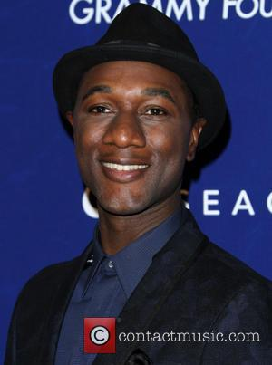 Aloe Blacc - A host of celebrities were out in number to attend the 17th Annual Grammy Foundation Legacy Concert...