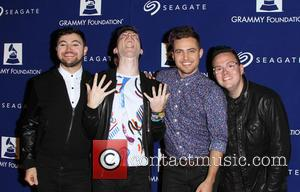 Walk The Moon, Eli Maiman, Nicholas Petricca and Kevin Ray