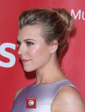 Kimberly Perry of 'The Band Perry' - 2015 MusiCares Person Of The Year Gala Honoring Bob Dylan held at the...