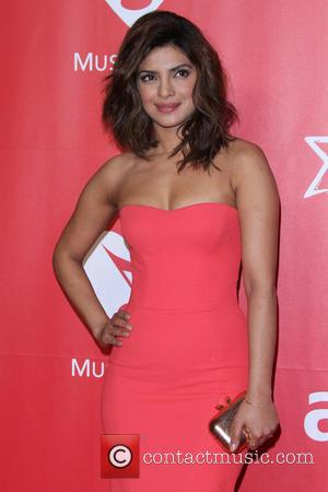 Priyanka Chopra - 2015 MusiCares Person Of The Year Gala Honoring Bob Dylan held at the Los Angeles Convention Center...