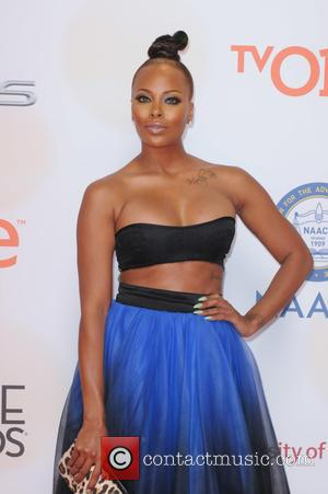 Eva Marcille - 46th NAACP Image Awards presented by TV One at the Pasadena Civic Center - Arrivals - Pasadena,...