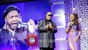 Stevie Wonder Makes Surprise Performance At Hotel Club