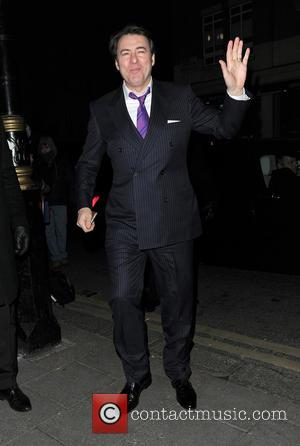Jonathan Ross - Harvey Weinstein's Pre-BAFTA dinner at Little House, in partnership with Burberry & Grey Goose - London, United...
