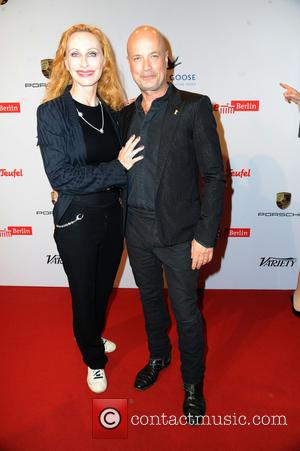 Andrea Sawatzki and Christian Berkel
