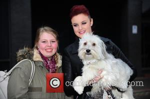 Ashleigh Butler and Pudsey
