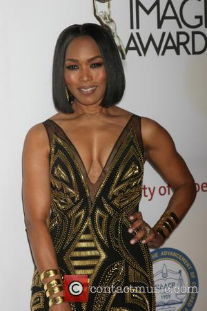 Angela Bassett - The 46th NAACP Image Awards presented by TV One at the Pasadena Civic Center - Arrivals at...