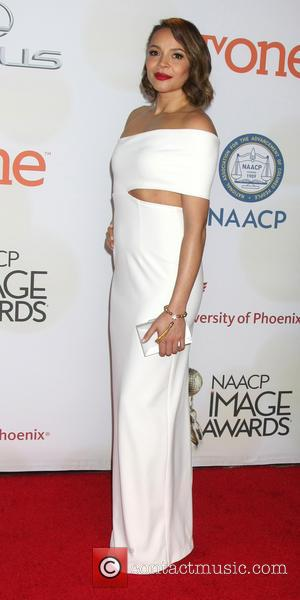 Carmen Ejogo - The 46th NAACP Image Awards presented by TV One at the Pasadena Civic Center - Arrivals at...