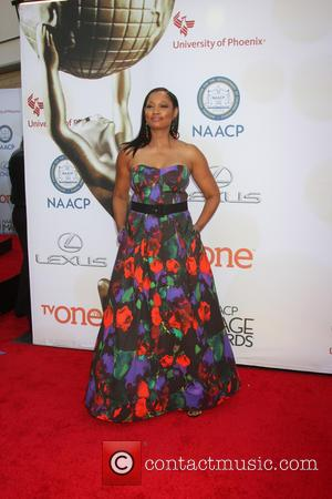 Garcelle Beauvais - The 46th NAACP Image Awards presented by TV One at the Pasadena Civic Center - Arrivals at...