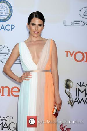 Karla Souza - The 46th NAACP Image Awards presented by TV One at the Pasadena Civic Center - Arrivals at...