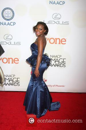 Naturi Naughton - The 46th NAACP Image Awards presented by TV One at the Pasadena Civic Center - Arrivals at...