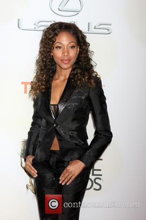 Nicole Beharie - The 46th NAACP Image Awards presented by TV One at the Pasadena Civic Center - Arrivals at...