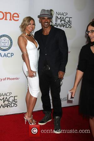 Shemar Moore - The 46th NAACP Image Awards presented by TV One at the Pasadena Civic Center - Arrivals at...