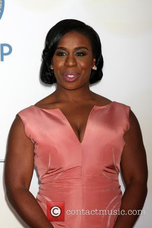 Uzo Aduba - The 46th NAACP Image Awards presented by TV One at the Pasadena Civic Center - Arrivals at...