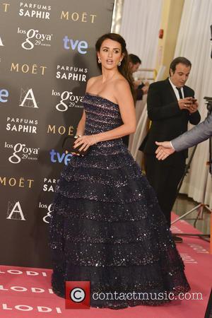 Penelope Cruz - Penelope Cruz attends the 29th Goya Awards at the Principe Felipe Convention Center. The Goya Awards recognize...