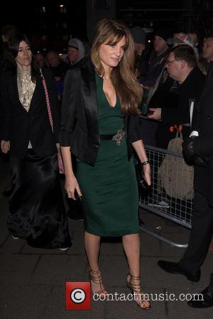 Jemima Khan - Pre-BAFTA dinner at Annabelle's hosted by Charles Finch and Chanel - London, United Kingdom - Saturday 7th...