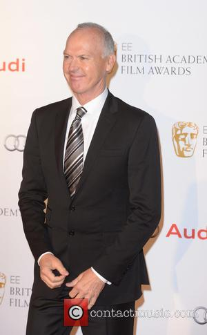 Michael Keaton - EE British Academy Film Awards (BAFTA) Nominees Party at Kensington Palace - Arrivals at British Academy Film...