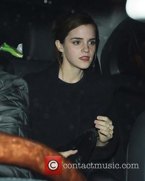 Emma Watson - Celebrities leave Annabel's private members club after attending a pre-BAFTA party - London, United Kingdom - Saturday...