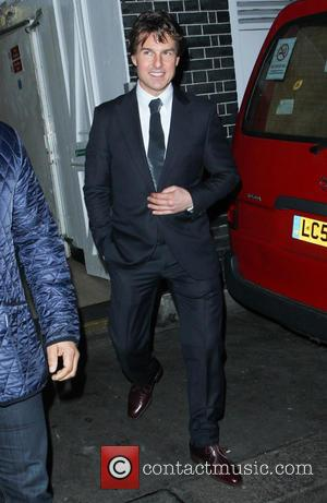 Tom Cruise - Celebrities leave Annabel's private members club after attending a pre-BAFTA party - London, United Kingdom - Saturday...