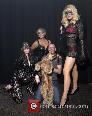 Atomic Kitten, Jeremy Joseph, Liz Mcclarnon, Natasha Hamilton and Kerry Katona