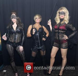 Atomic Kitten, Liz Mcclarnon, Natasha Hamilton and Kerry Katona
