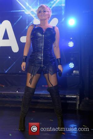 Kerry Katona - Atomic Kitten perform live at G-A-Y at G-A-Y at Heaven - London, United Kingdom - Saturday 7th...