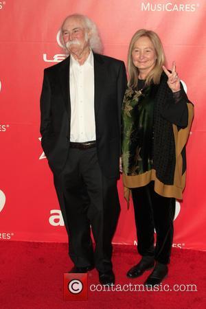 David Crosby and Jan Crosby