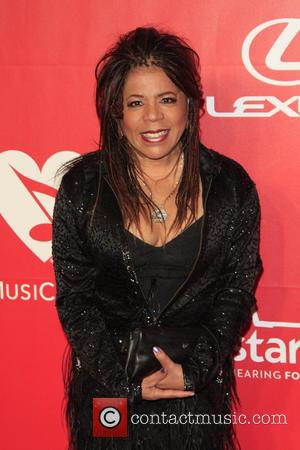 Valerie Simpson - MusiCares Person of the Year 2015 honoring Bob Dylan - Arrivals at Los Angeles Convention Center -...