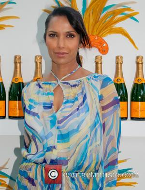 'Accident Prone' Padma Lakshmi Injures Knee And Arm