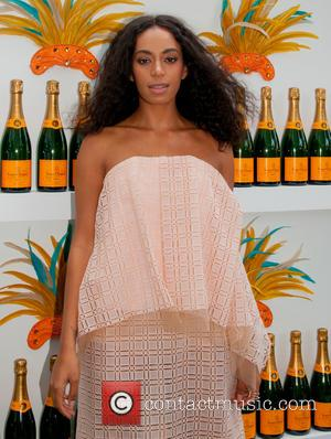 Solange Knowles - To celebrate Clicquot Carnaval Veuve Clicquot brings the excitement of Rio de Janeiro Carnaval to Miami with...