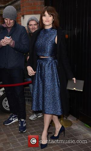 Gemma Arterton - Working Title pre-BAFTA VIP brunch at Chiltern Firehouse at Chiltern Firehouse - London, United Kingdom - Saturday...