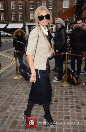 Laura Bailey - Working Title pre-BAFTA VIP brunch at Chiltern Firehouse at Chiltern Firehouse - London, United Kingdom - Saturday...