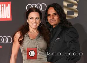 Christine Neubauer and Jose Campos