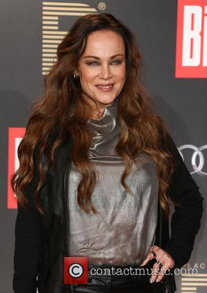 Sonja Kirchberger - A host of stars were photographed on the red carpet as they arrived to the Bild 'Place...