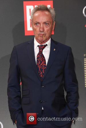 Udo Kier - A host of stars were photographed on the red carpet as they arrived to the Bild 'Place...