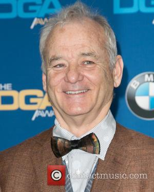 Bill Murray - A variety of stars were photographed as they arrived at the 67th Annual Directors Guild of America...