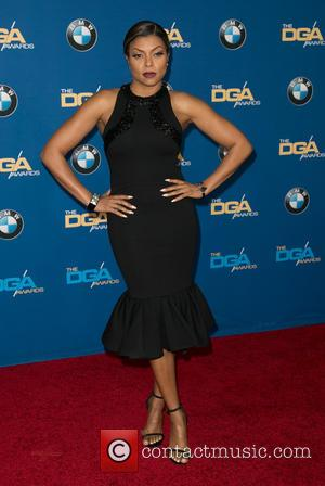 Taraji P. Henson - A variety of stars were photographed as they arrived at the 67th Annual Directors Guild of...