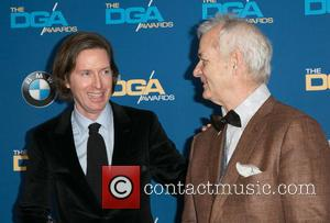 Bill Murray, Wes Anderson, Directors Guild Of America