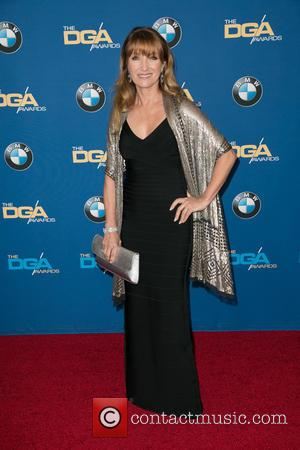 Jane Seymour - A variety of stars were photographed as they arrived at the 67th Annual Directors Guild of America...