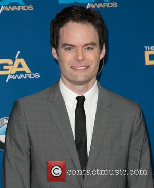 Bill Hader - Celebrities attend 67th Annual DGA Awards - Arrivals at the Hyatt Regency Century Plaza. at Hyatt Regency...