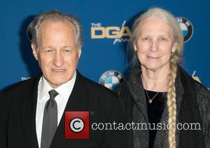 Michael Mann and Summer Mann - Celebrities attend 67th Annual DGA Awards - Arrivals at the Hyatt Regency Century Plaza....