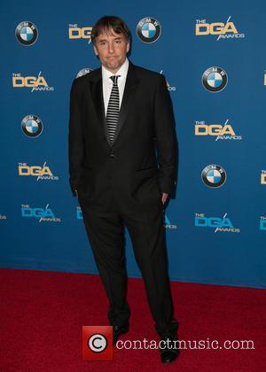 Richard Linklater - Celebrities attend 67th Annual DGA Awards - Arrivals at the Hyatt Regency Century Plaza. at Hyatt Regency...