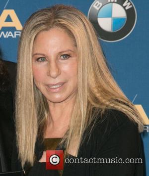 Barbra Streisand - Celebrities attend 67th Annual DGA Awards - Press Room at the Hyatt Regency Century Plaza. at Hyatt...
