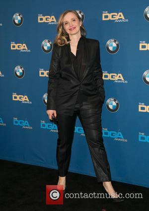 Julie Delpy - Celebrities attend 67th Annual DGA Awards - Press Room at the Hyatt Regency Century Plaza. at Hyatt...