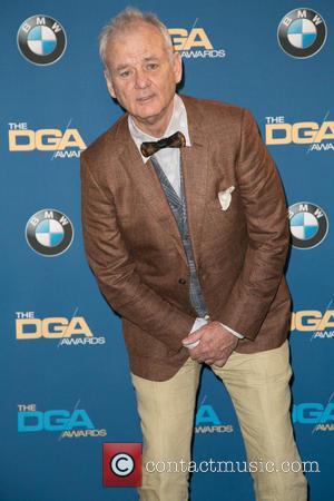 Bill Murray - Celebrities attend 67th Annual DGA Awards - Press Room at the Hyatt Regency Century Plaza. at Hyatt...