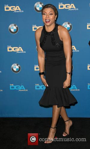 Taraji P. Henson - Celebrities attend 67th Annual DGA Awards - Press Room at the Hyatt Regency Century Plaza. at...