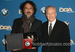 Alejandro González Iñárritu and Michael Mann