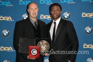 Anthony B. Sacco and Chadwick Boseman