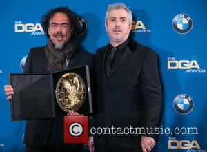 Alejandro González Iñárritu and Alfonso Cuaron