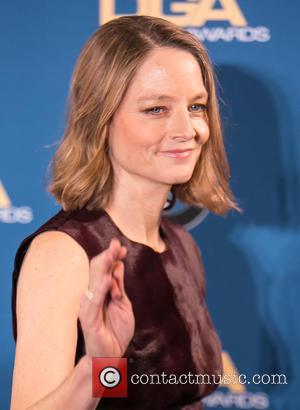 Jodie Foster - Celebrities attend 67th Annual DGA Awards - Press Room at the Hyatt Regency Century Plaza. at Hyatt...